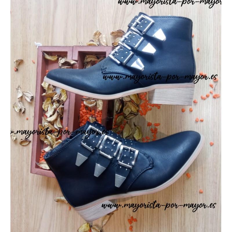 Para estrenar 4d84d b6d9b mayoristas de calzado online | alpargata mujer azul al por mayor