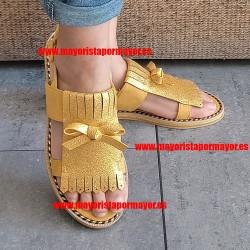 Lotes sandalias tacones...