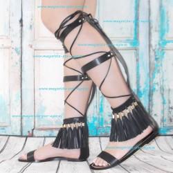 Ventas de sandalias romanas...